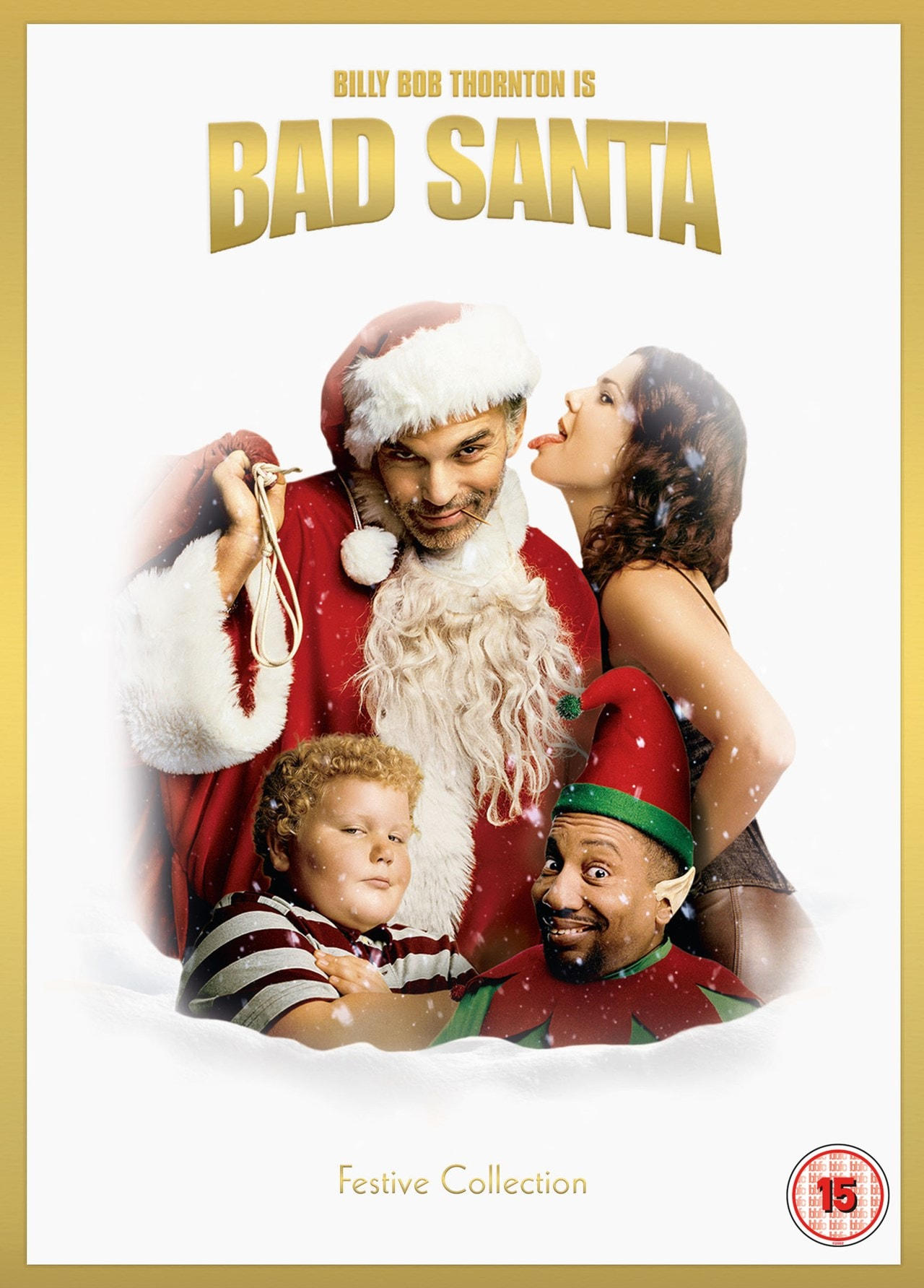 Bad Santa (hmv Christmas Classics) - 1