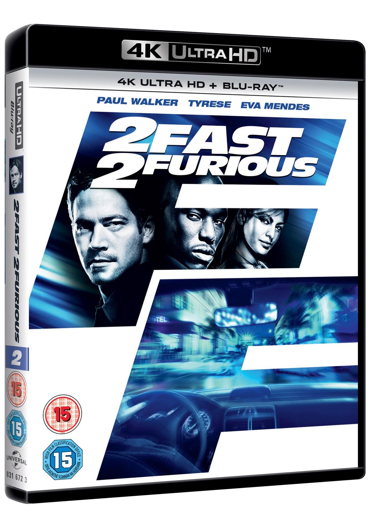 2 Fast 2 Furious - 2