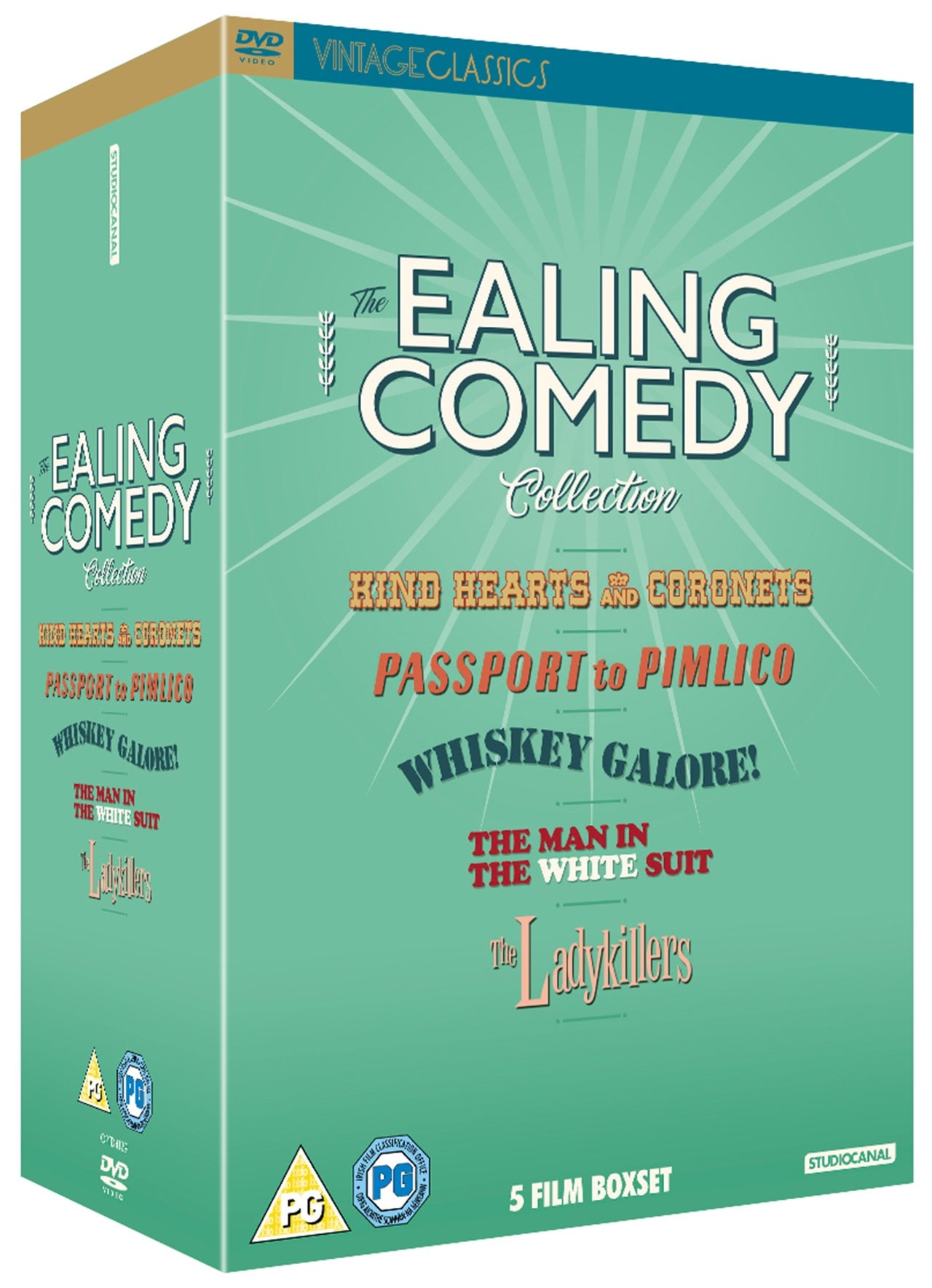 The Ealing Comedy Collection - 2