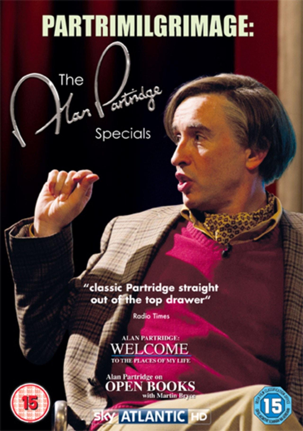 Alan Partridge: Partrimilgrimage - The Specials - 1