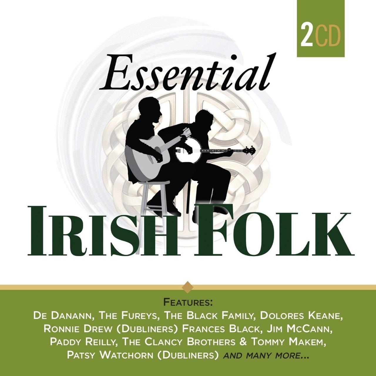 Essential Irish Folk - 1