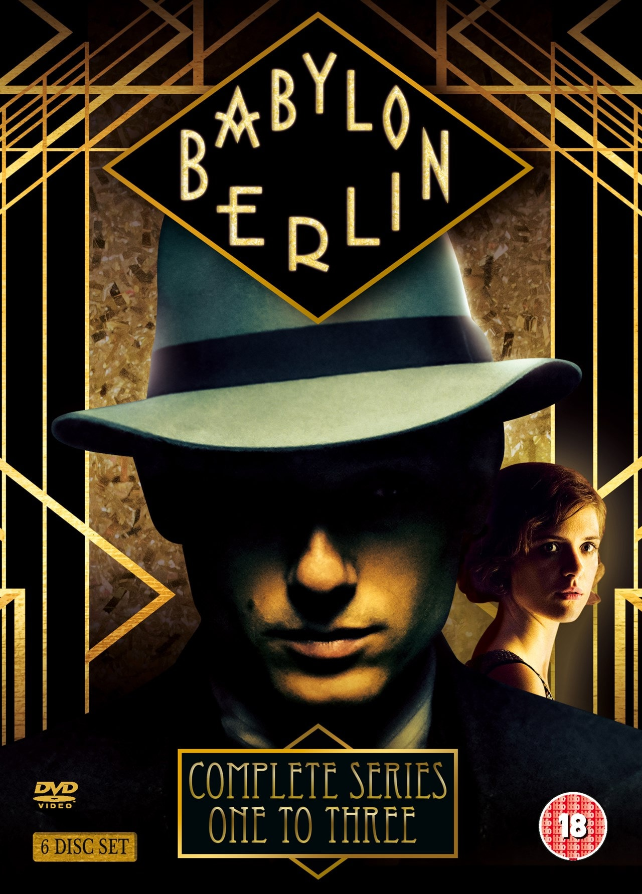 Babylon Berlin: Series One to Three - 1