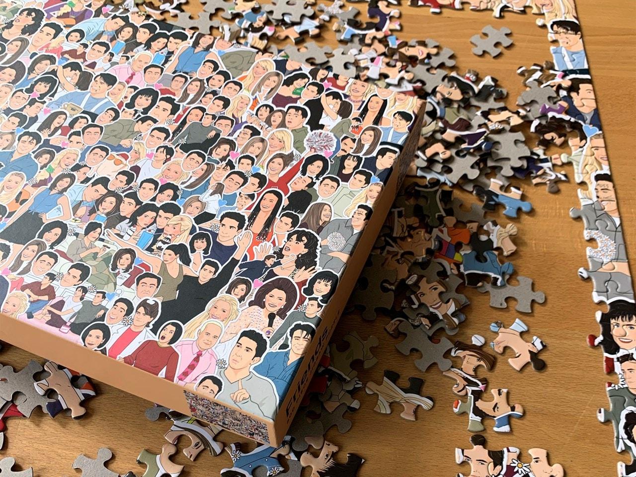 Friends: 500 Piece Jigsaw Puzzle - 1