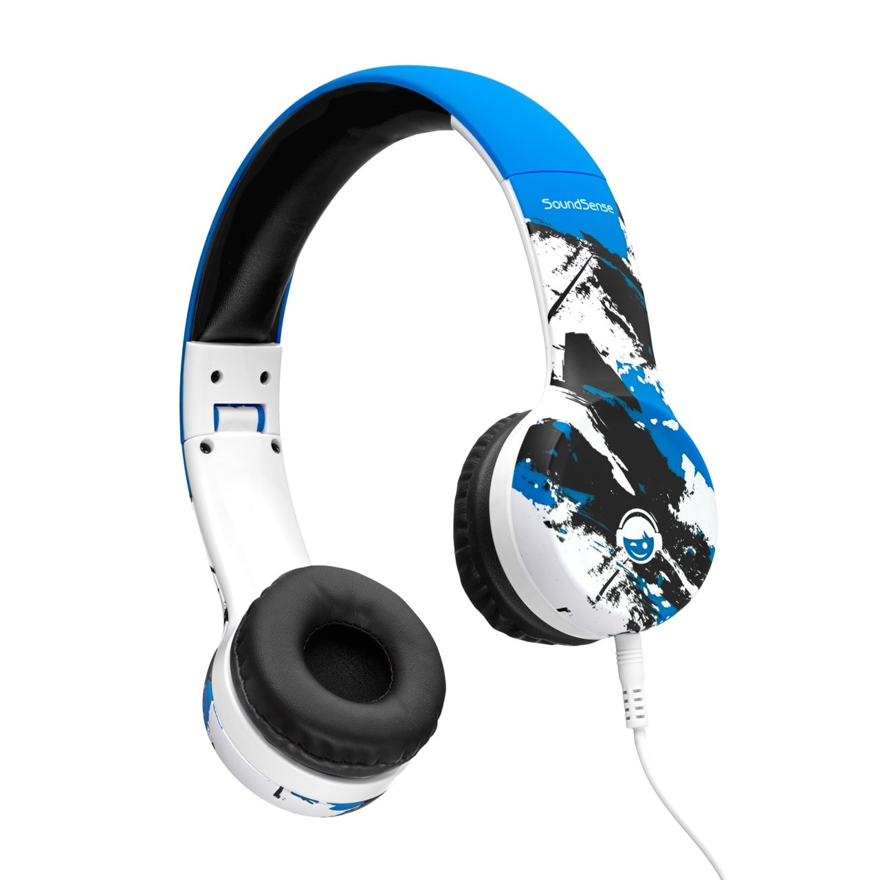 Roam Soundsense Blue Kids Headphones - 1