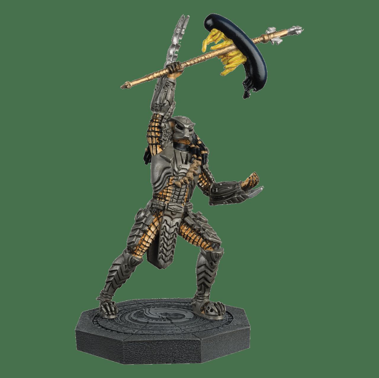 Scar Predator Figurine: Hero Collector - 1