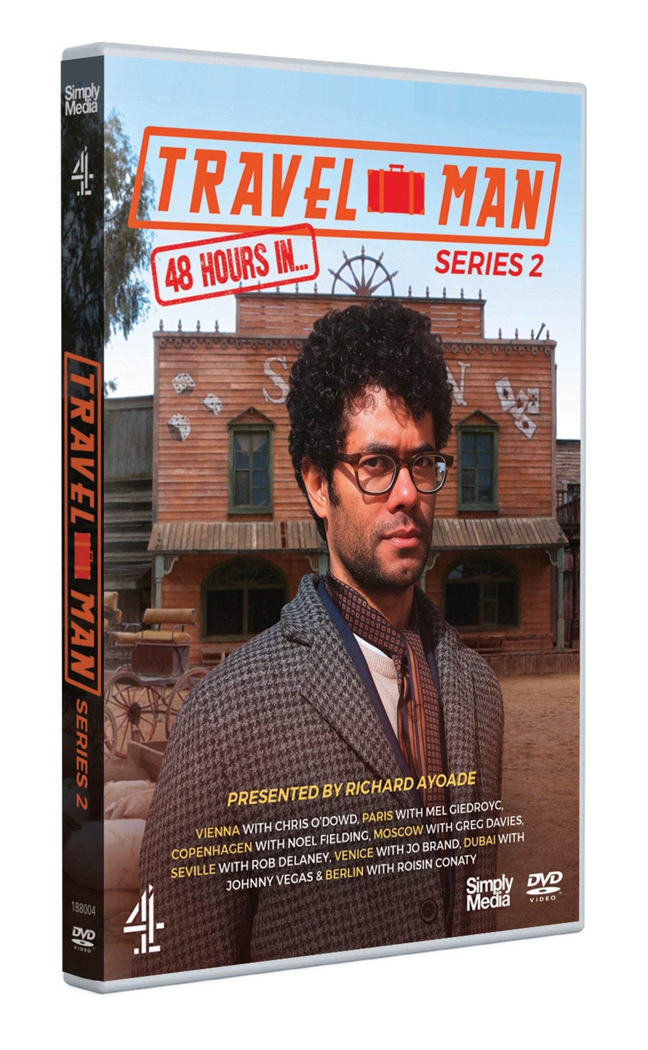 Travel Man: Series 2 - 2