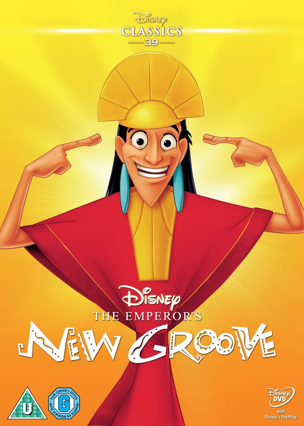 The Emperor's New Groove - 1