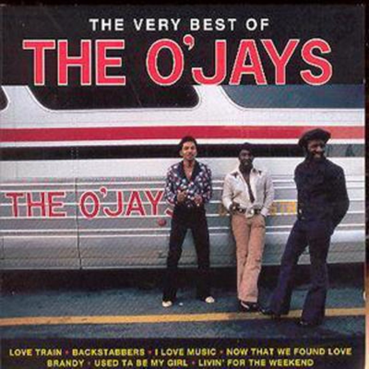 The Very Best Of O'Jays - 1