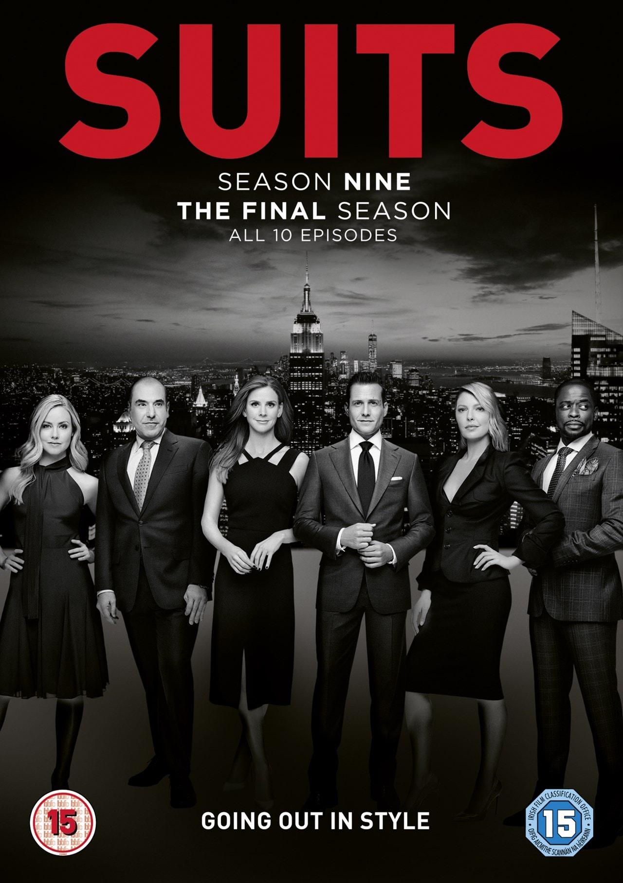 Suits: Season Nine - 1