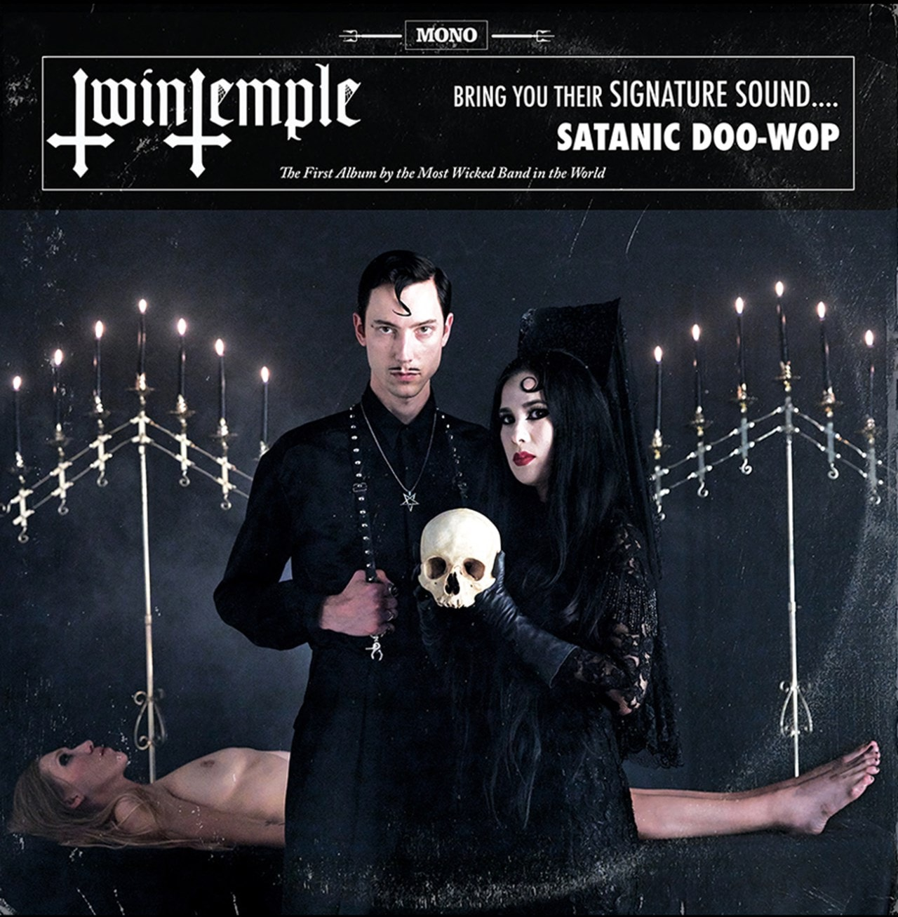 Bring You Their Signature Sound... Satanic Doo-wop: The First Album By the Wickedest Band in the Wor - 1
