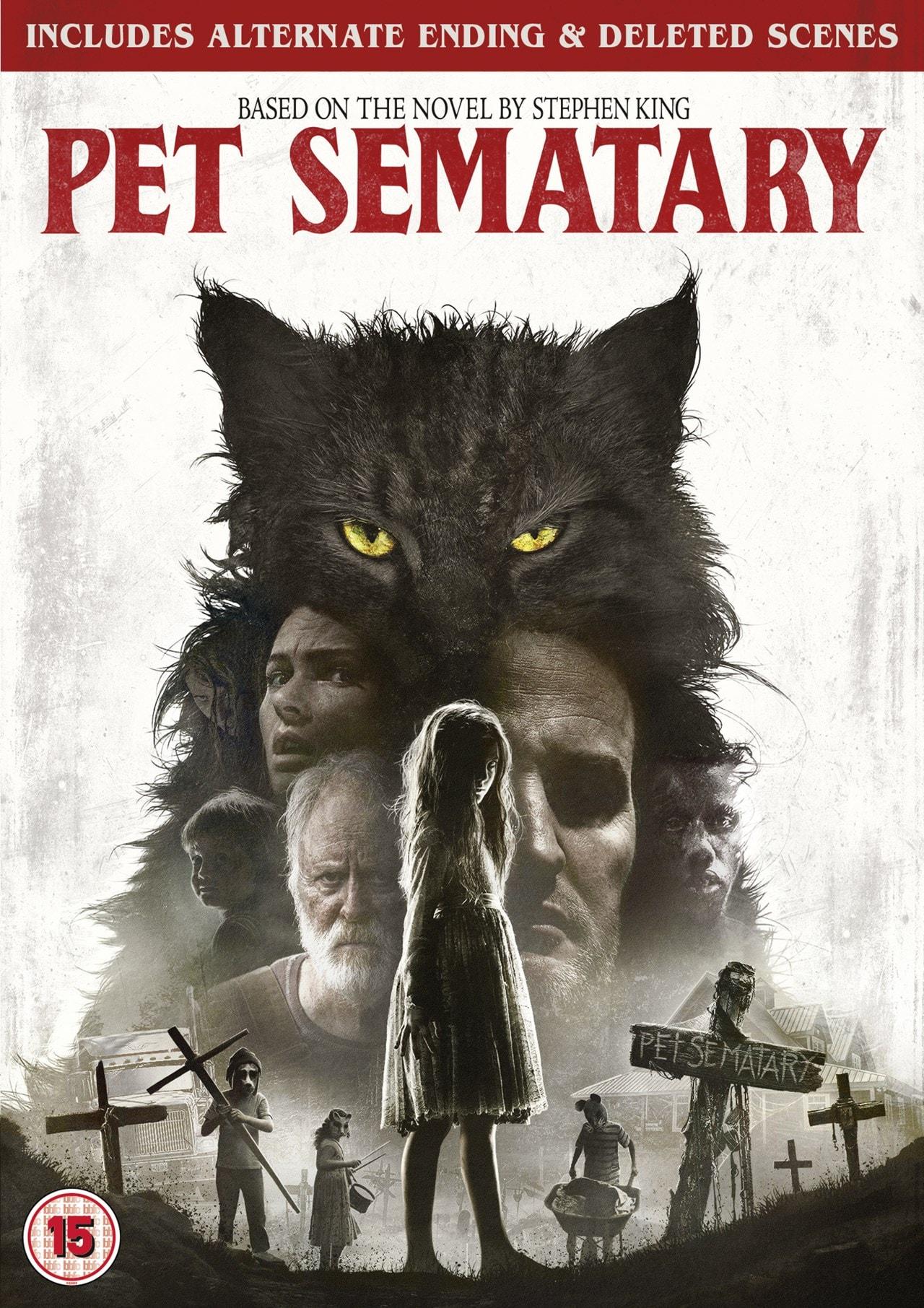 Pet Sematary - 1