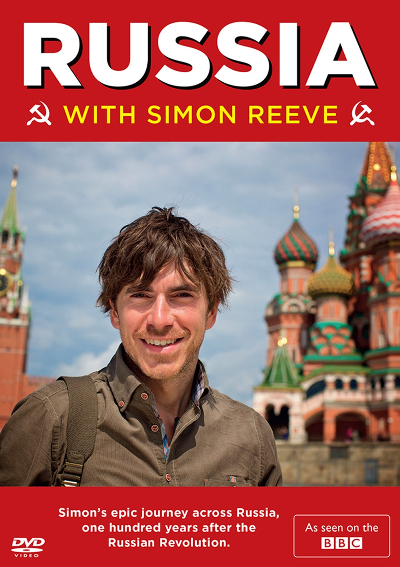 Russia With Simon Reeve - 1