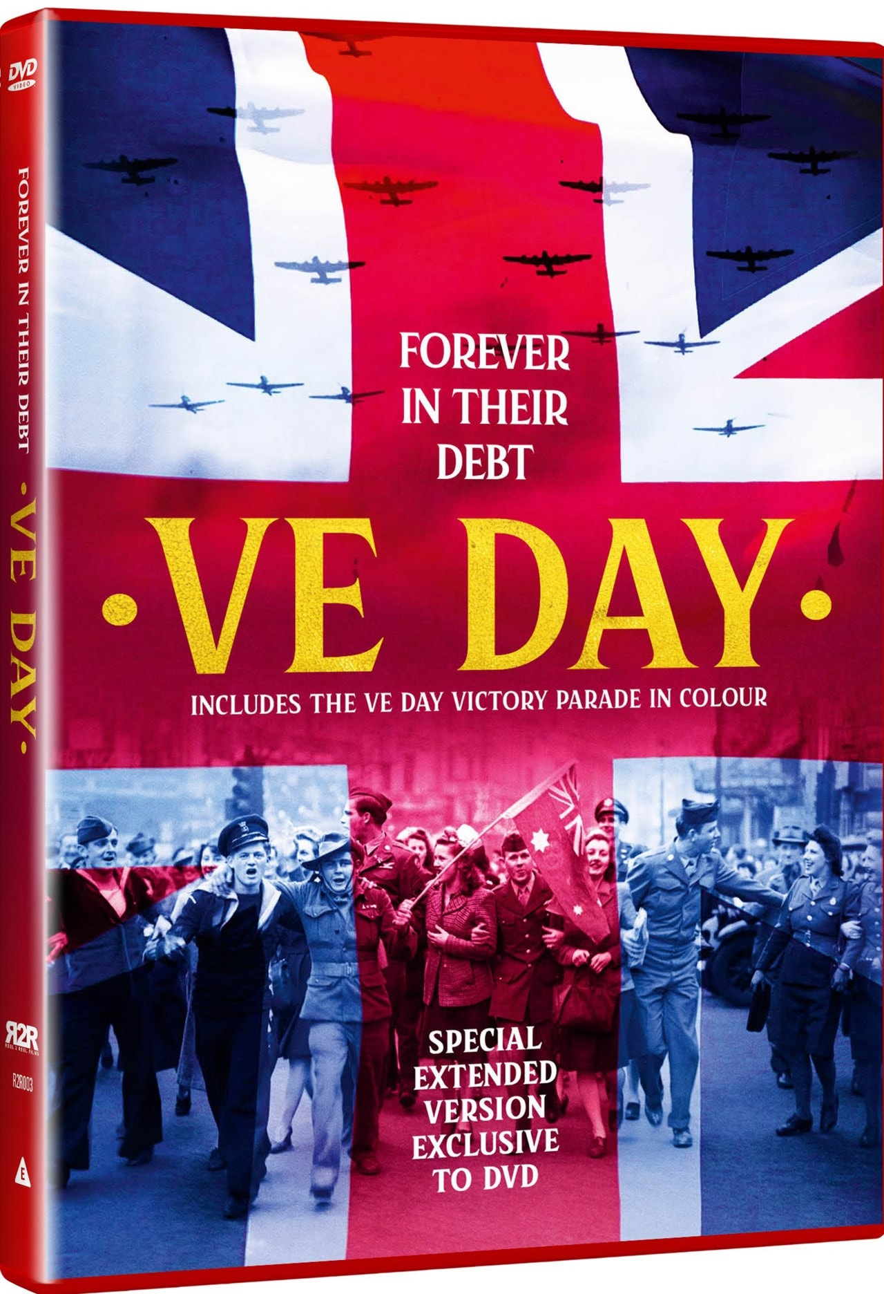VE Day - Forever in Their Debt - 2