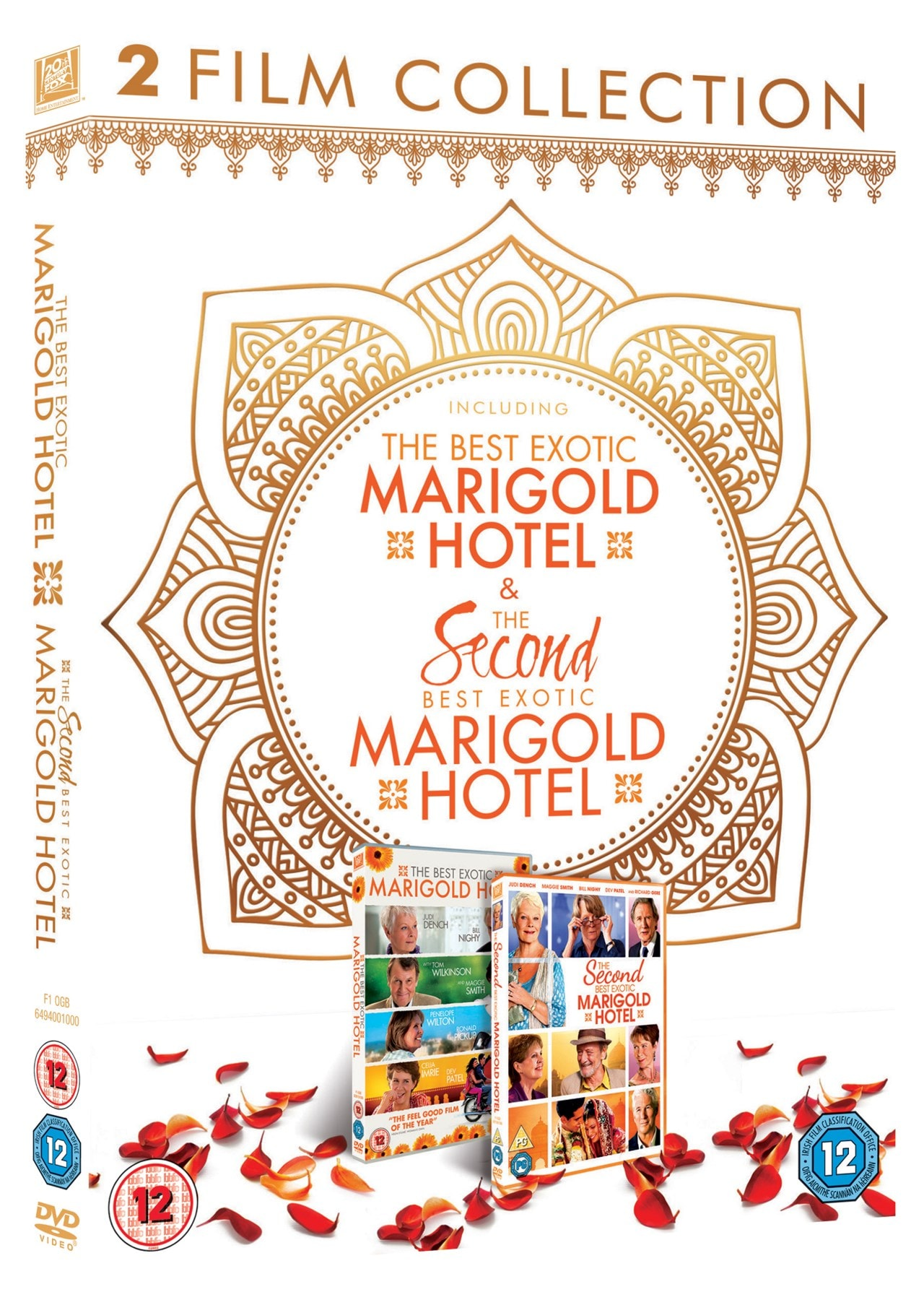 The Best Exotic Marigold Hotel/The Second Best Exotic Marigold... - 2