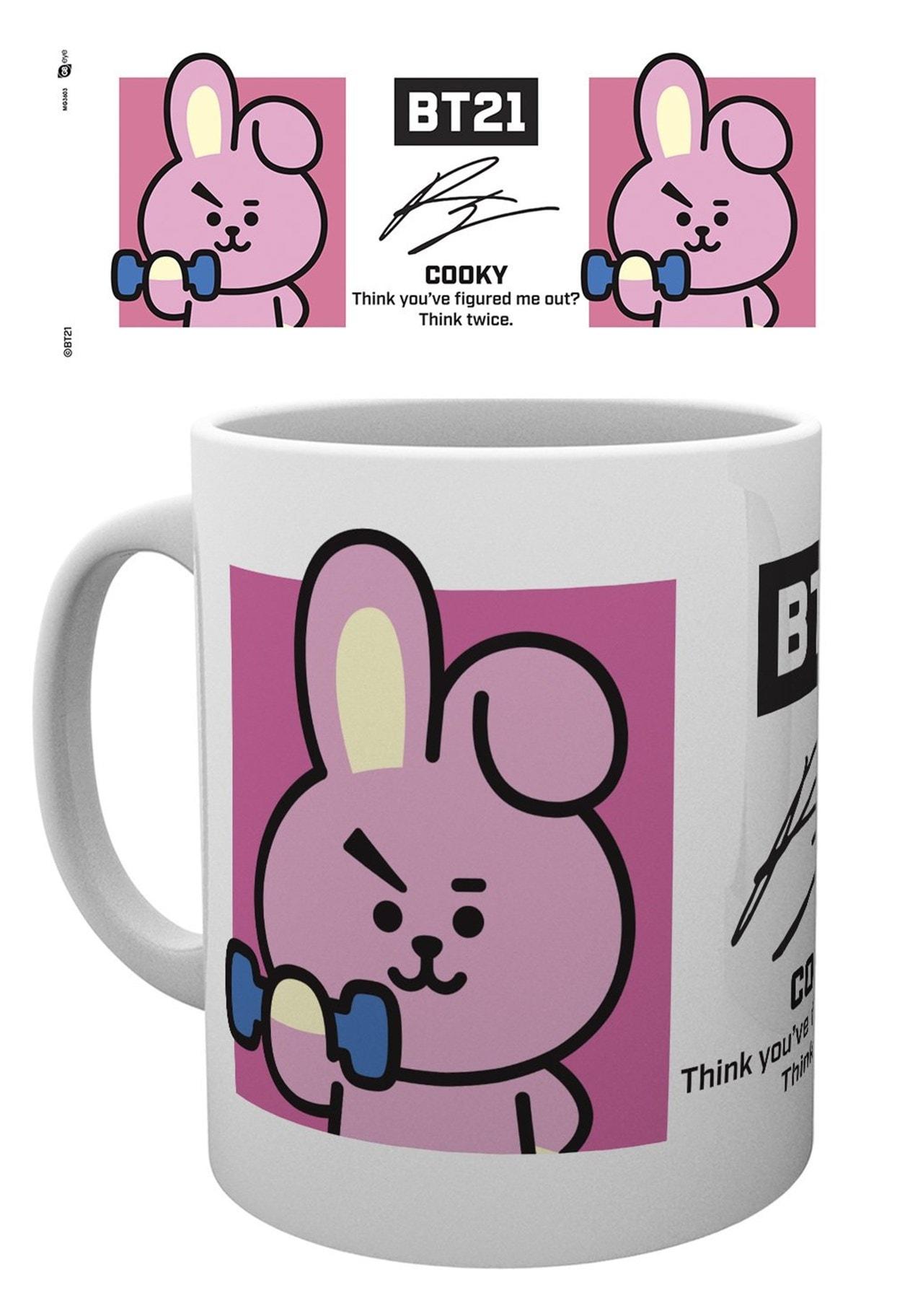 Mug BT21: Cooky - 1