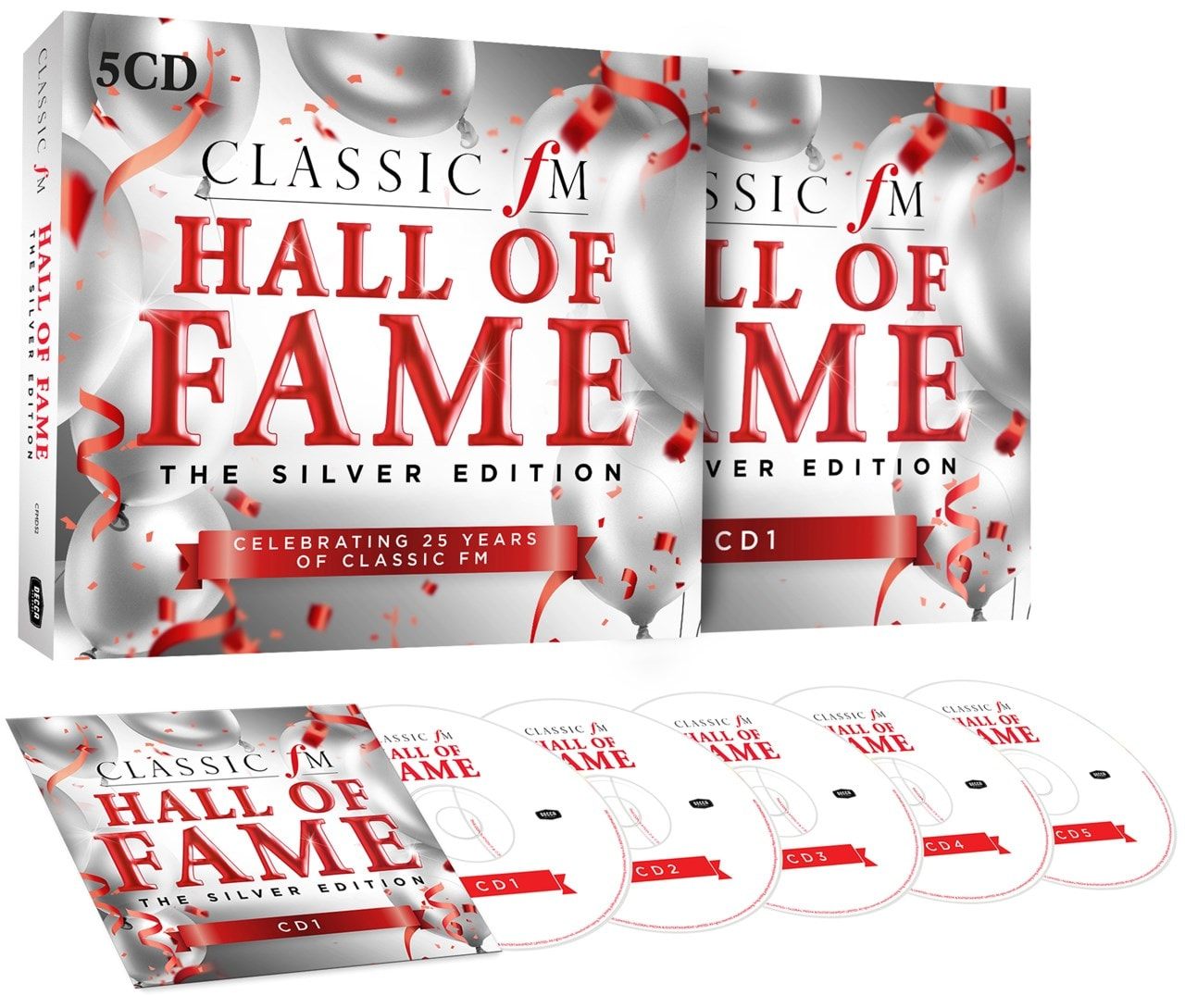 Classic FM Hall of Fame: The Silver Edition - 2
