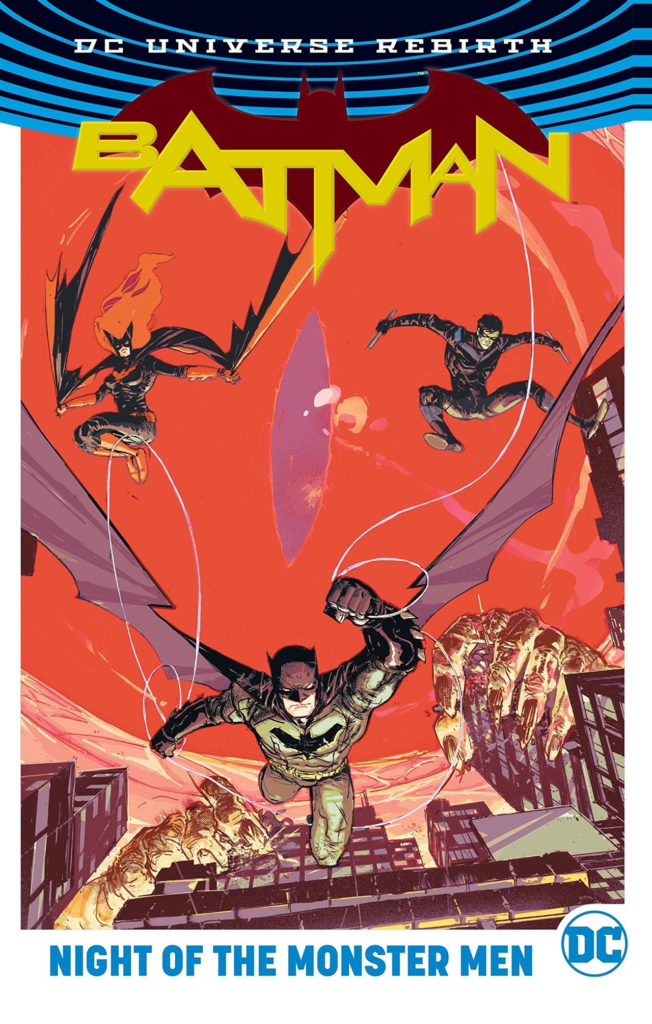Batman: Night of the Monster Men - 1