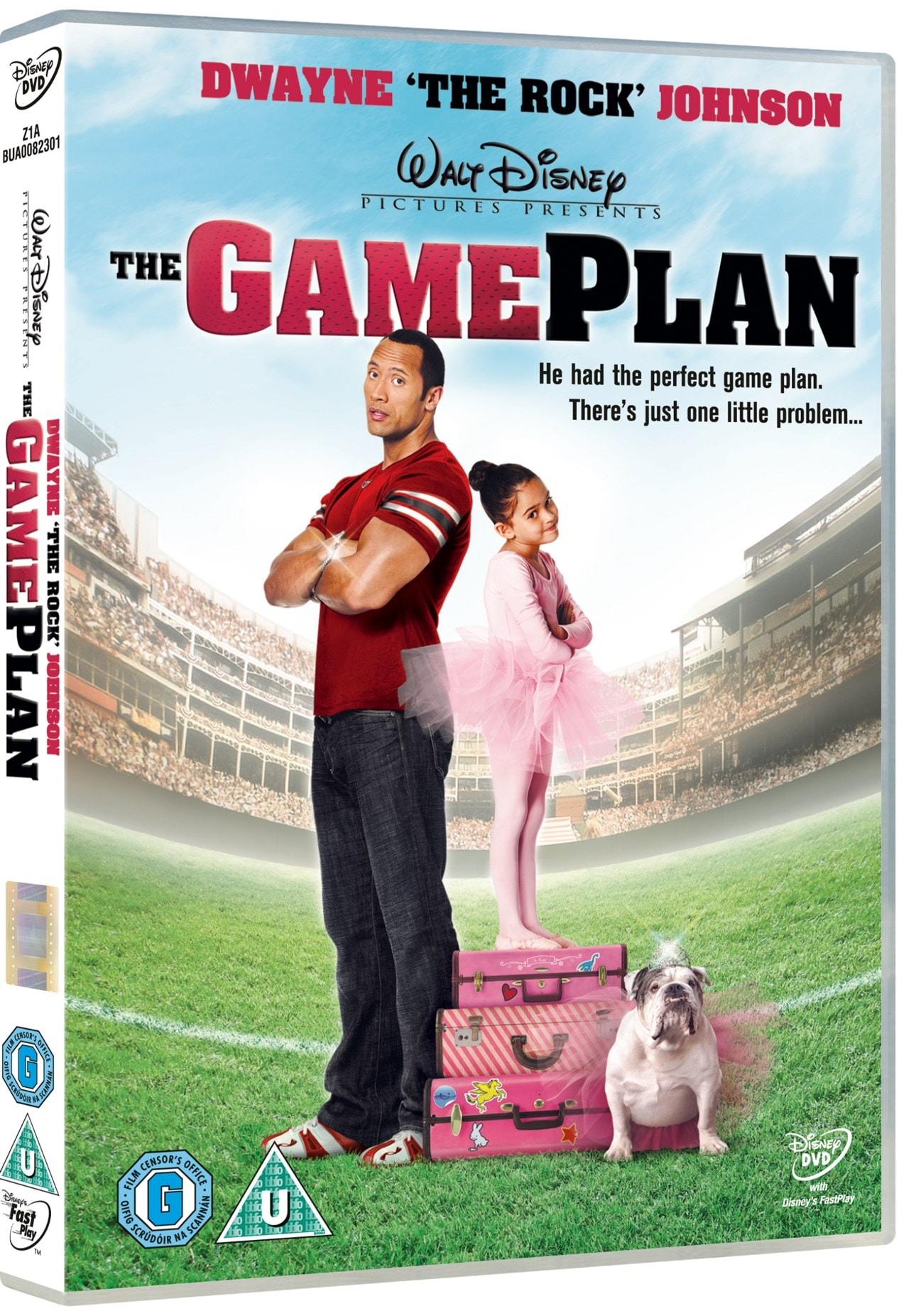 The Game Plan - 2