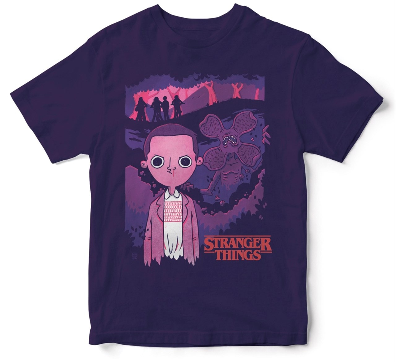 Stranger Things: Demo Toon (hmv Exclusive) (Large) - 1