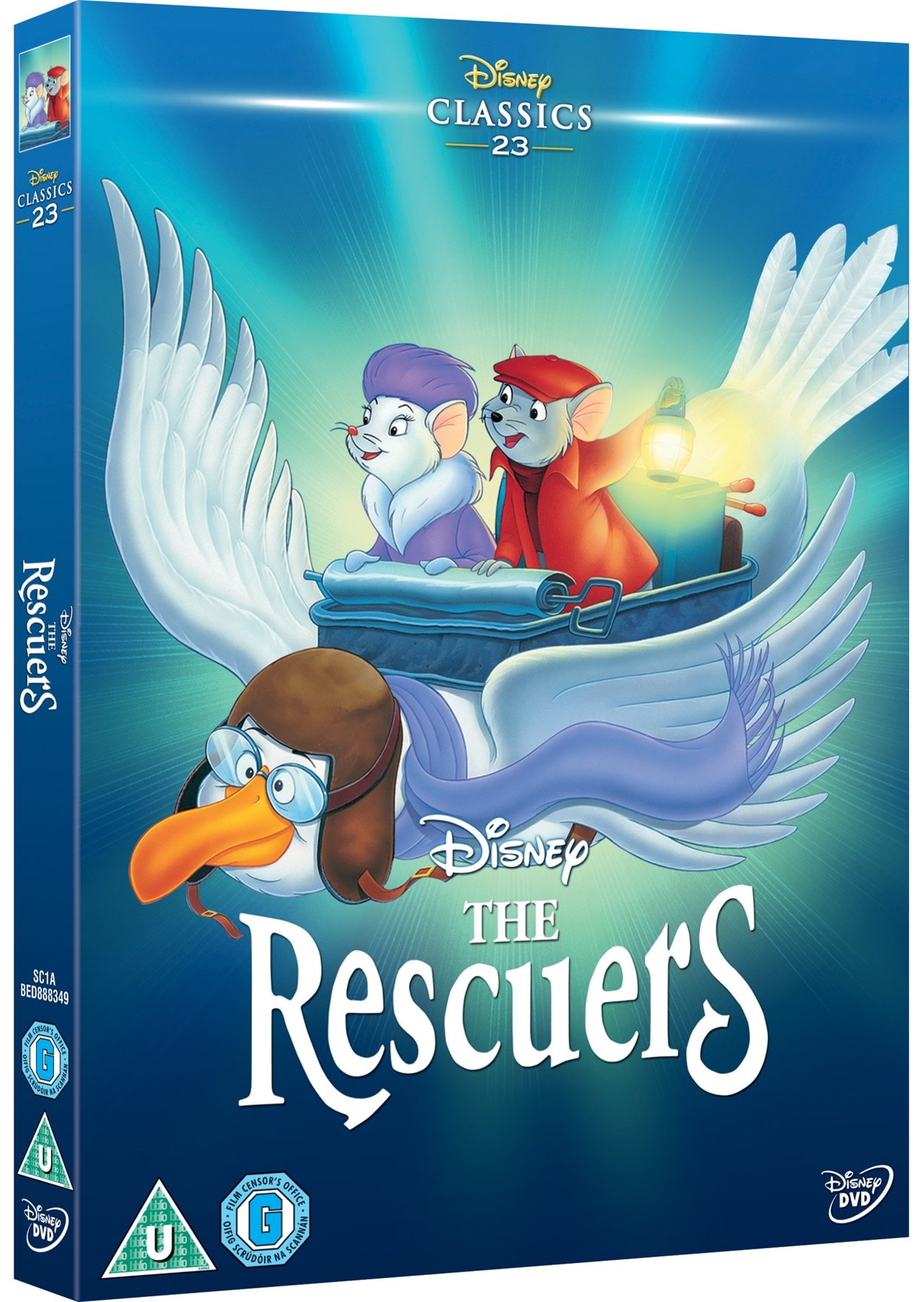 The Rescuers - 2