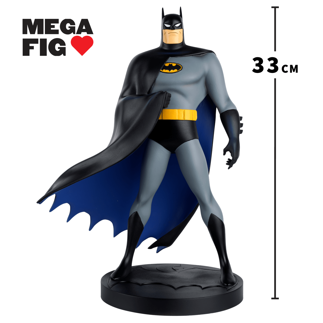 Batman Animation: DC Mega Figurine (online only) Hero Collector - 1