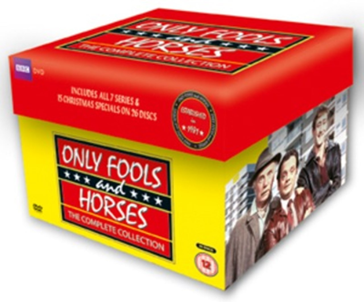 Only Fools and Horses: The Complete Collection - 1