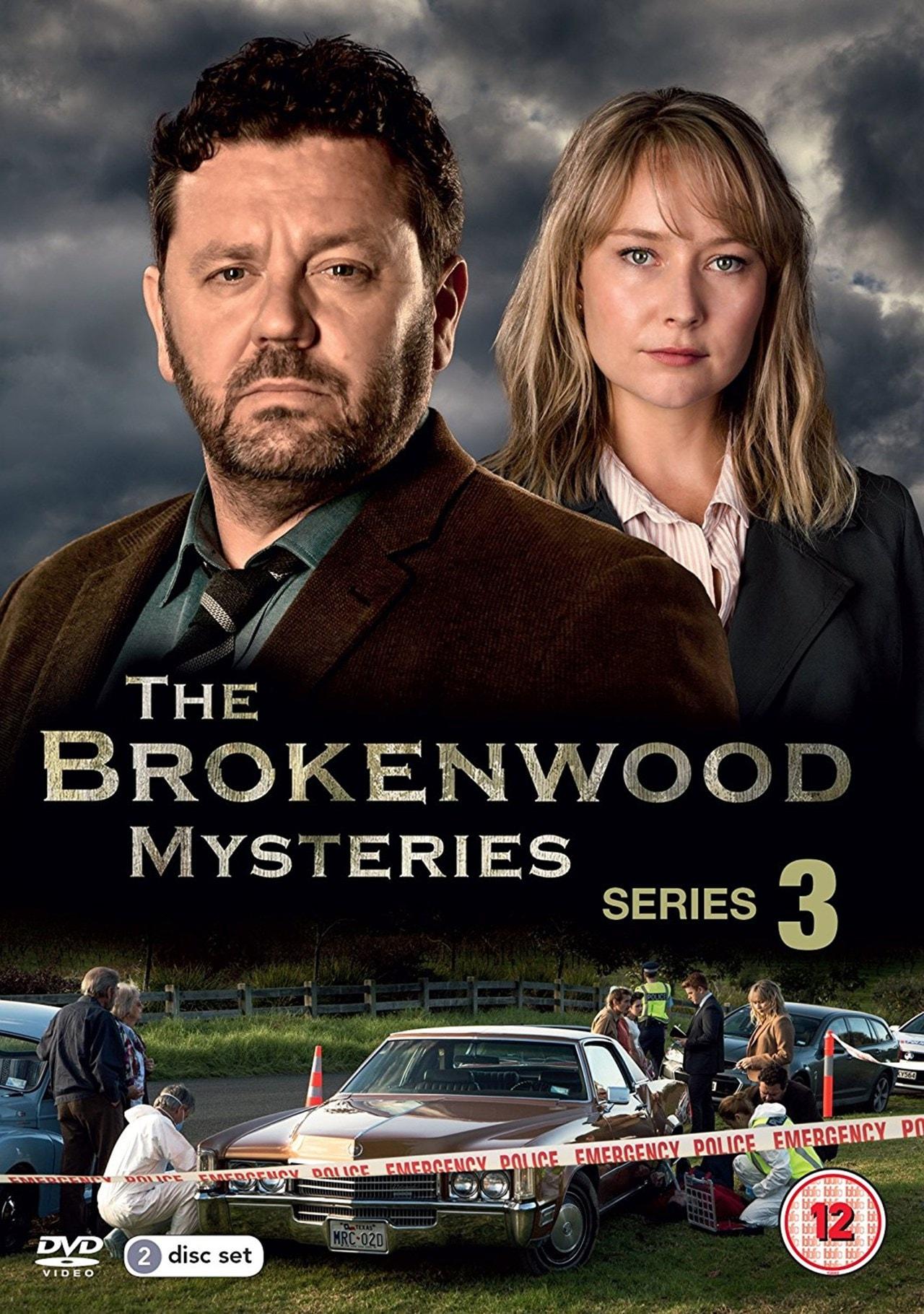 The Brokenwood Mysteries: Series 3 - 1
