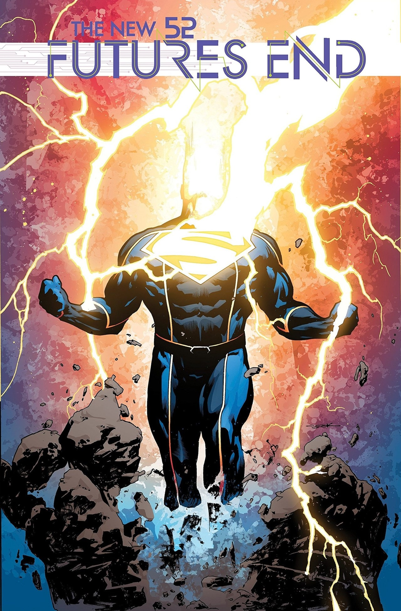 The New 52: Futures End Vol. 2 - 1