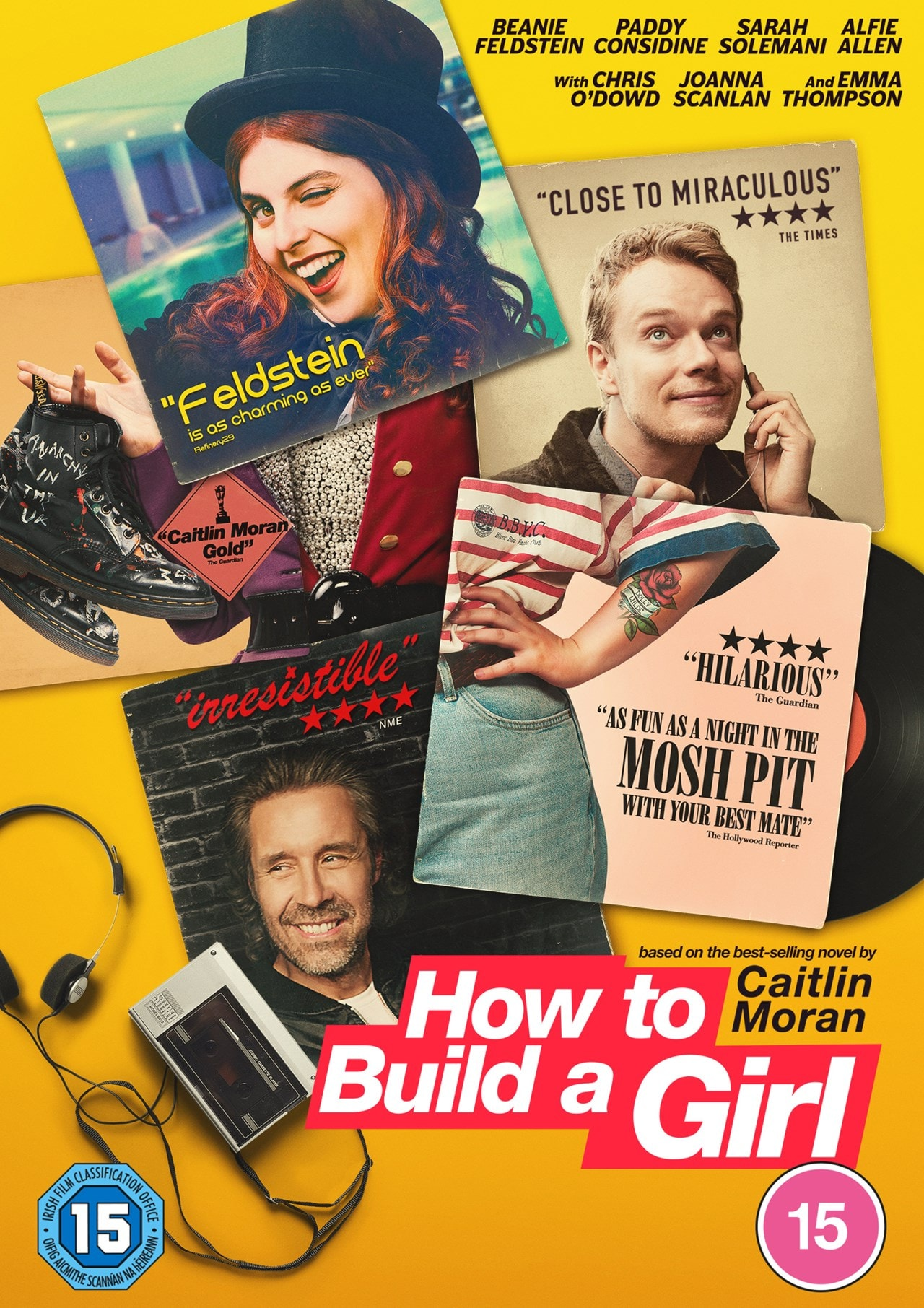 How to Build a Girl - 1