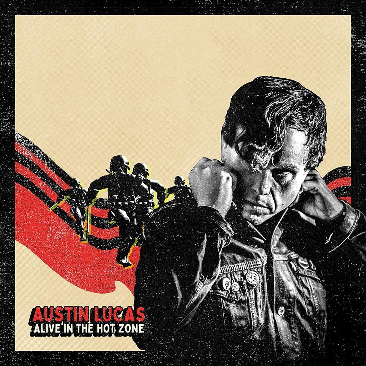 Alive in the Hot Zone - 1