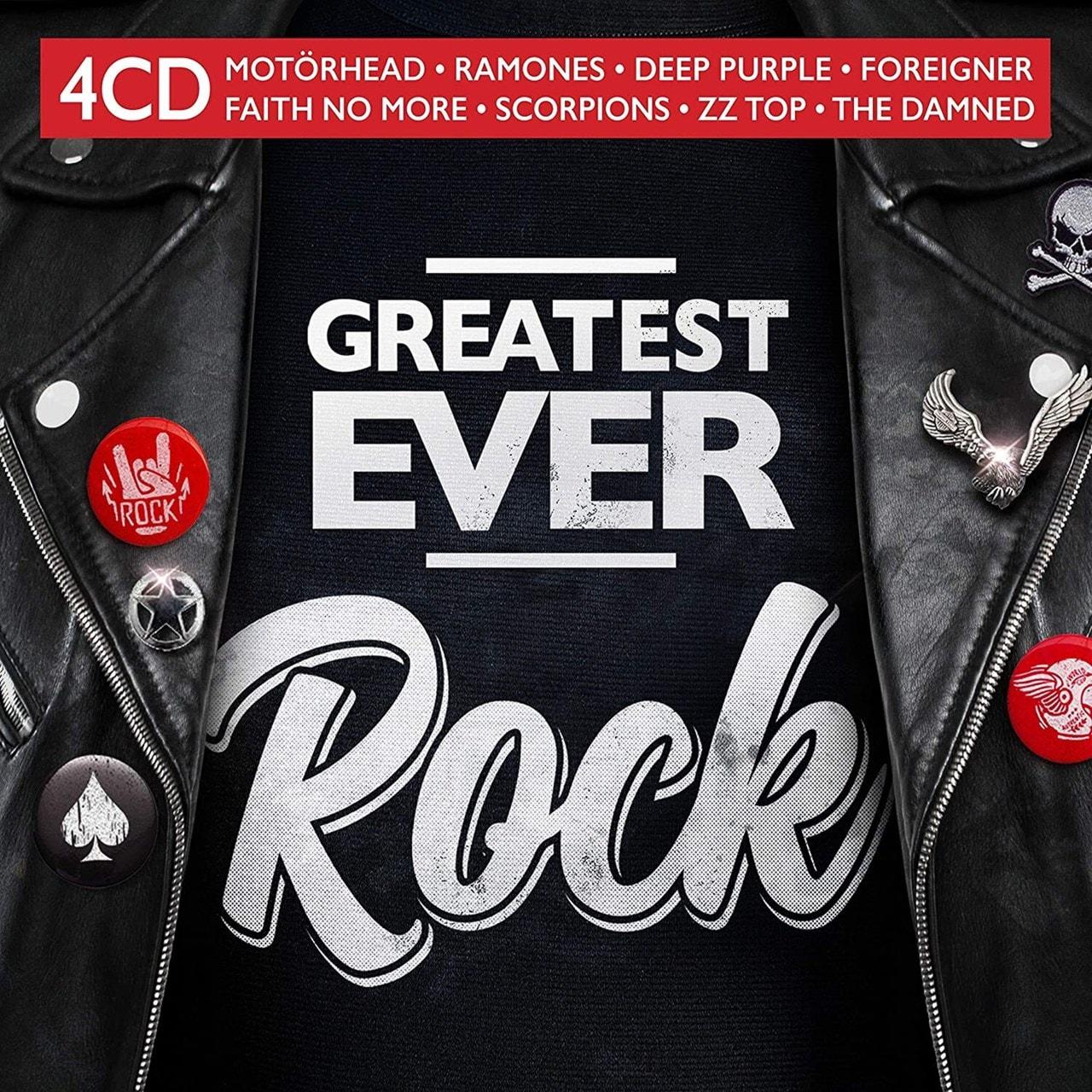 Greatest Ever Rock - 1