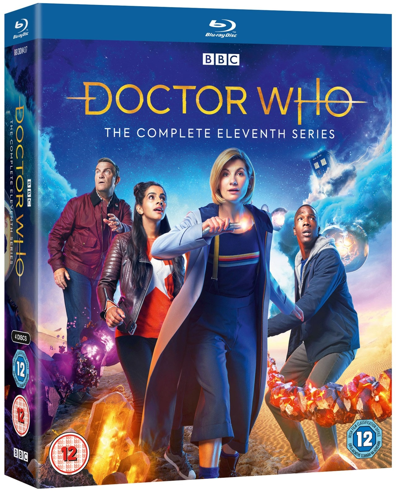 Doctor Who: The Complete Eleventh Series - 2