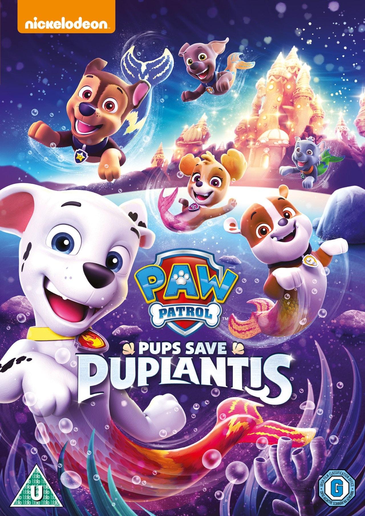 Paw Patrol: Pups Save Puplantis - 1