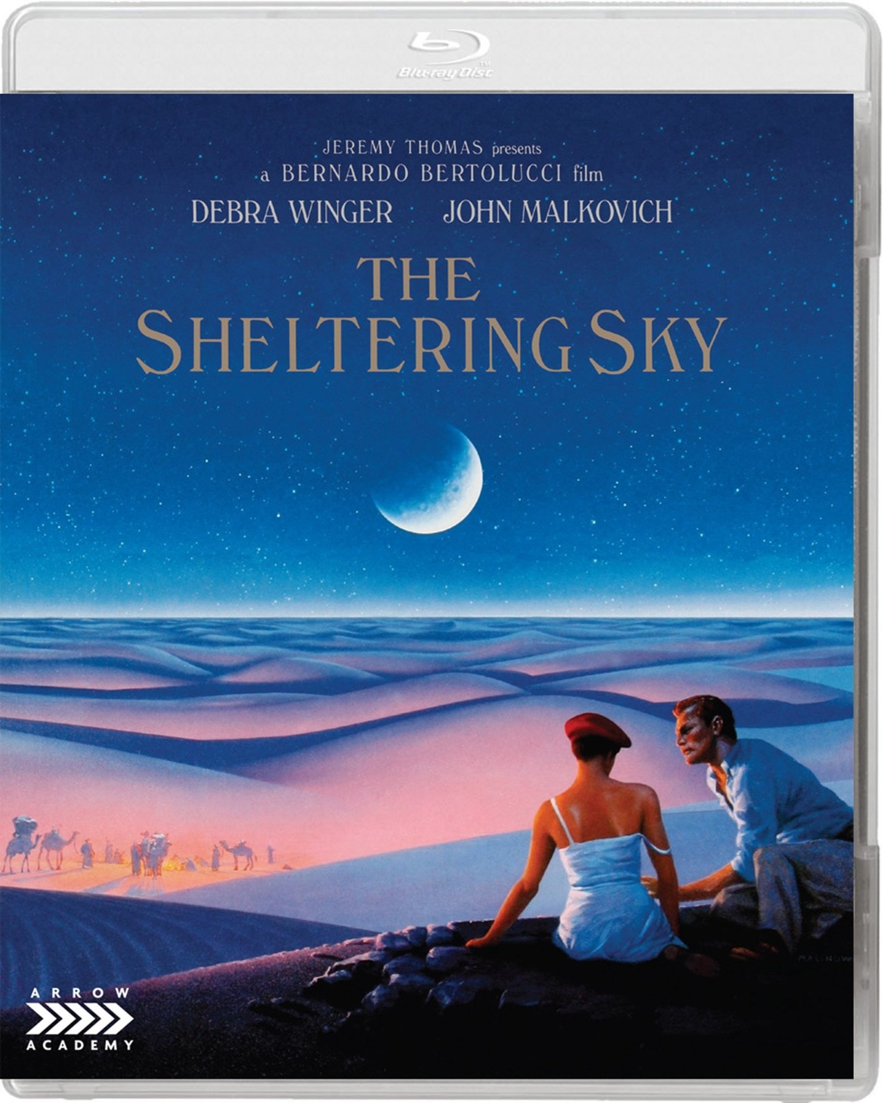 The Sheltering Sky - 1