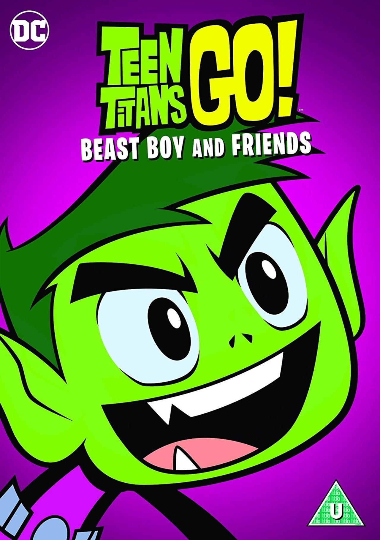 Teen Titans Go!: Beast Boy and Friends - 1