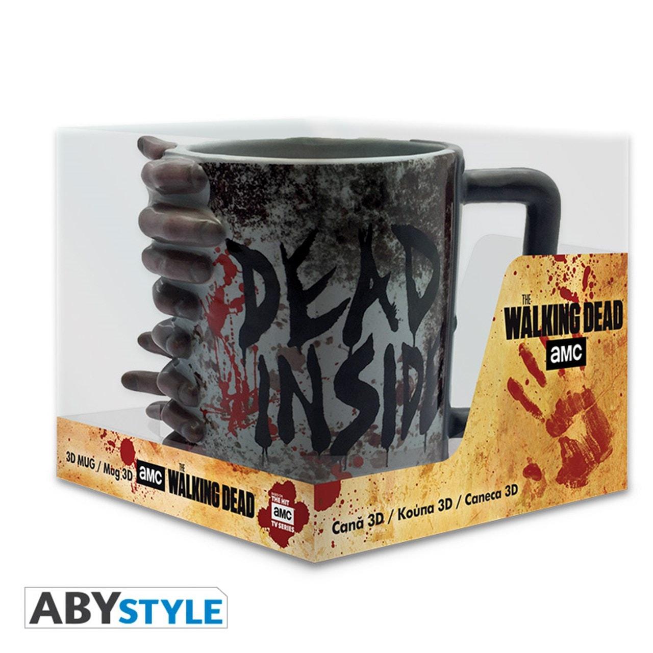 The Walking Dead: Don't Open, Dead Inside Mug - 4