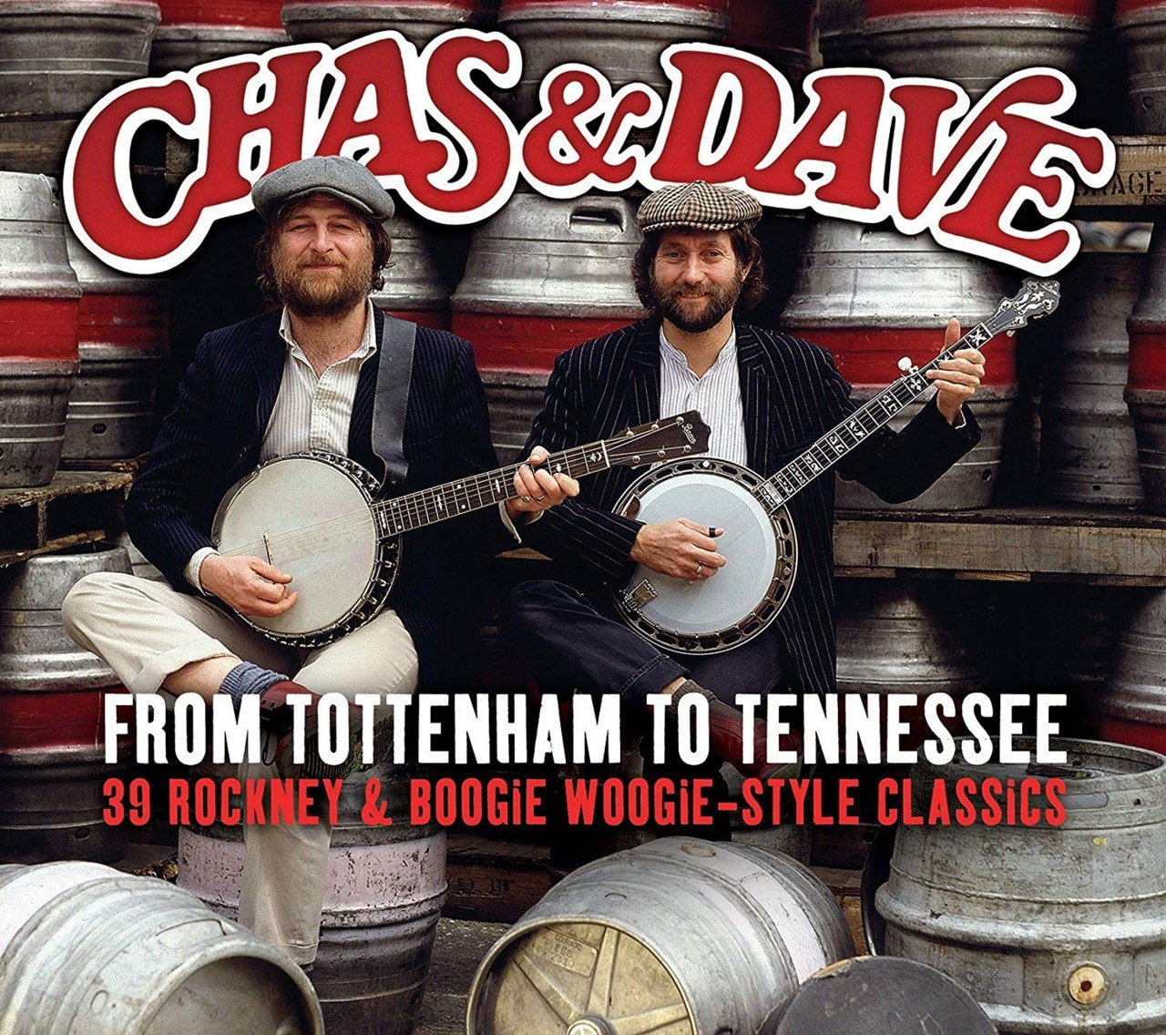 From Tottenham to Tennessee - 1