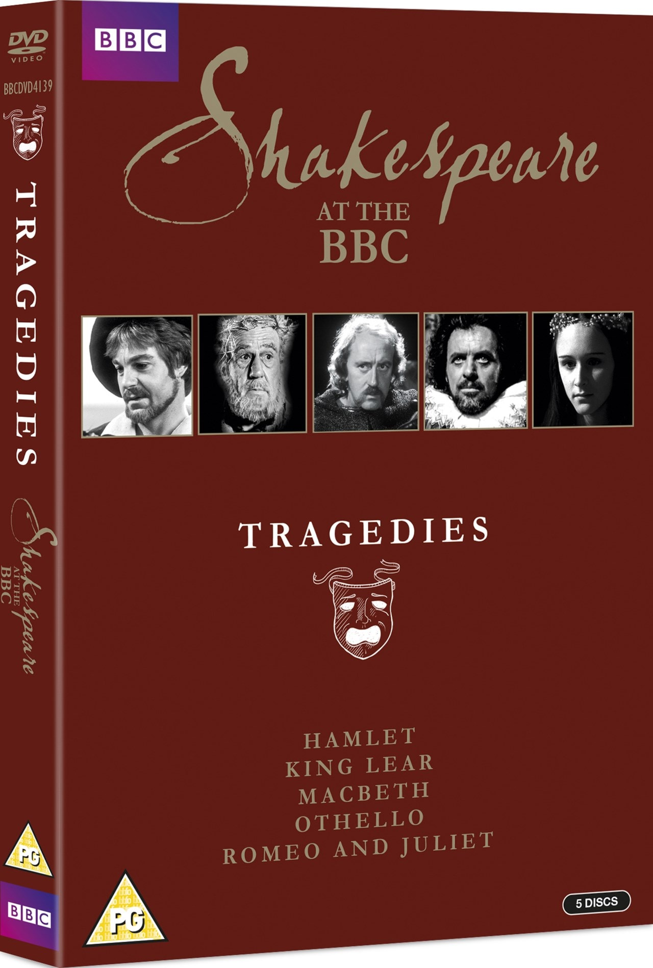 Shakespeare at the BBC: Tragedies - 2