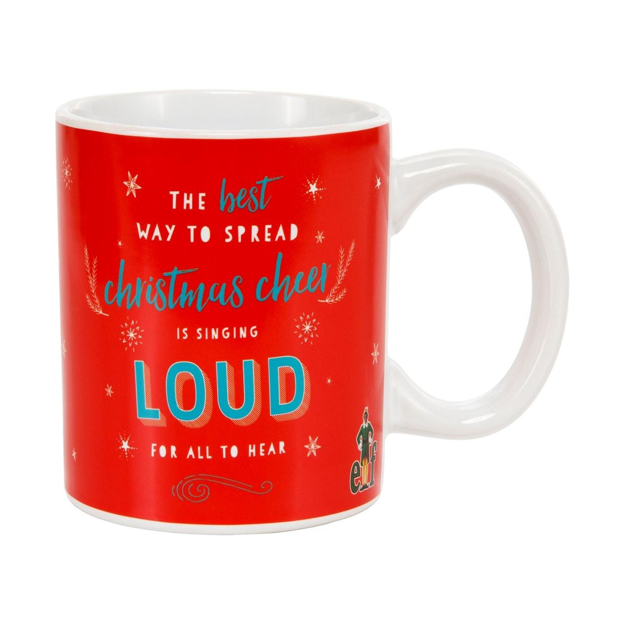 Elf Heat Change Mug - 2