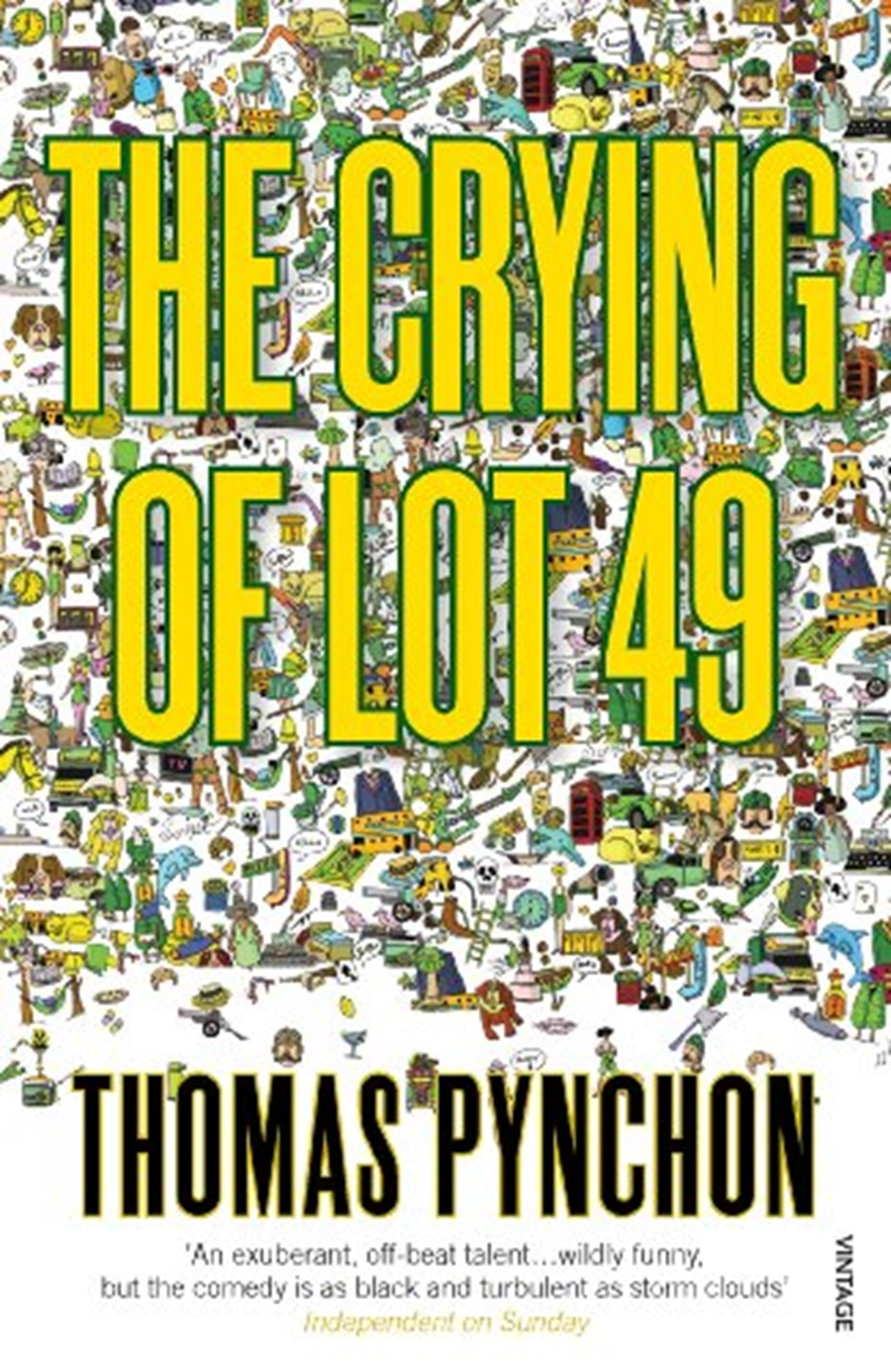 The Crying Of Lot 49 - 1
