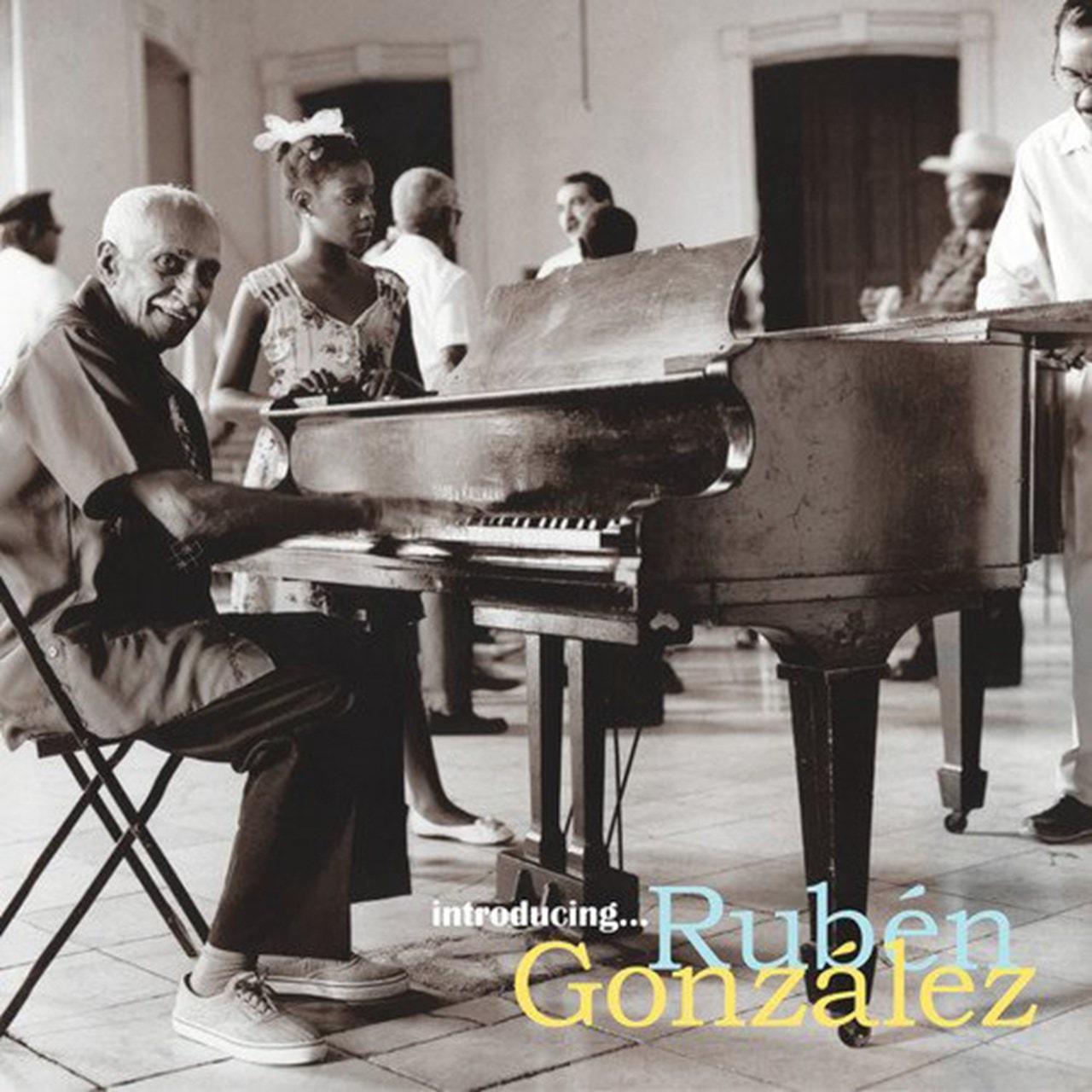 Introducing... Ruben Gonzalez - 1