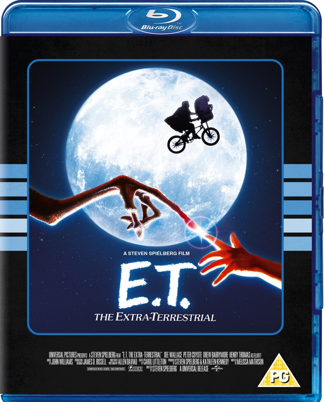 E.T. The Extra Terrestrial - Retro Classics (hmv Exclusive) - 1