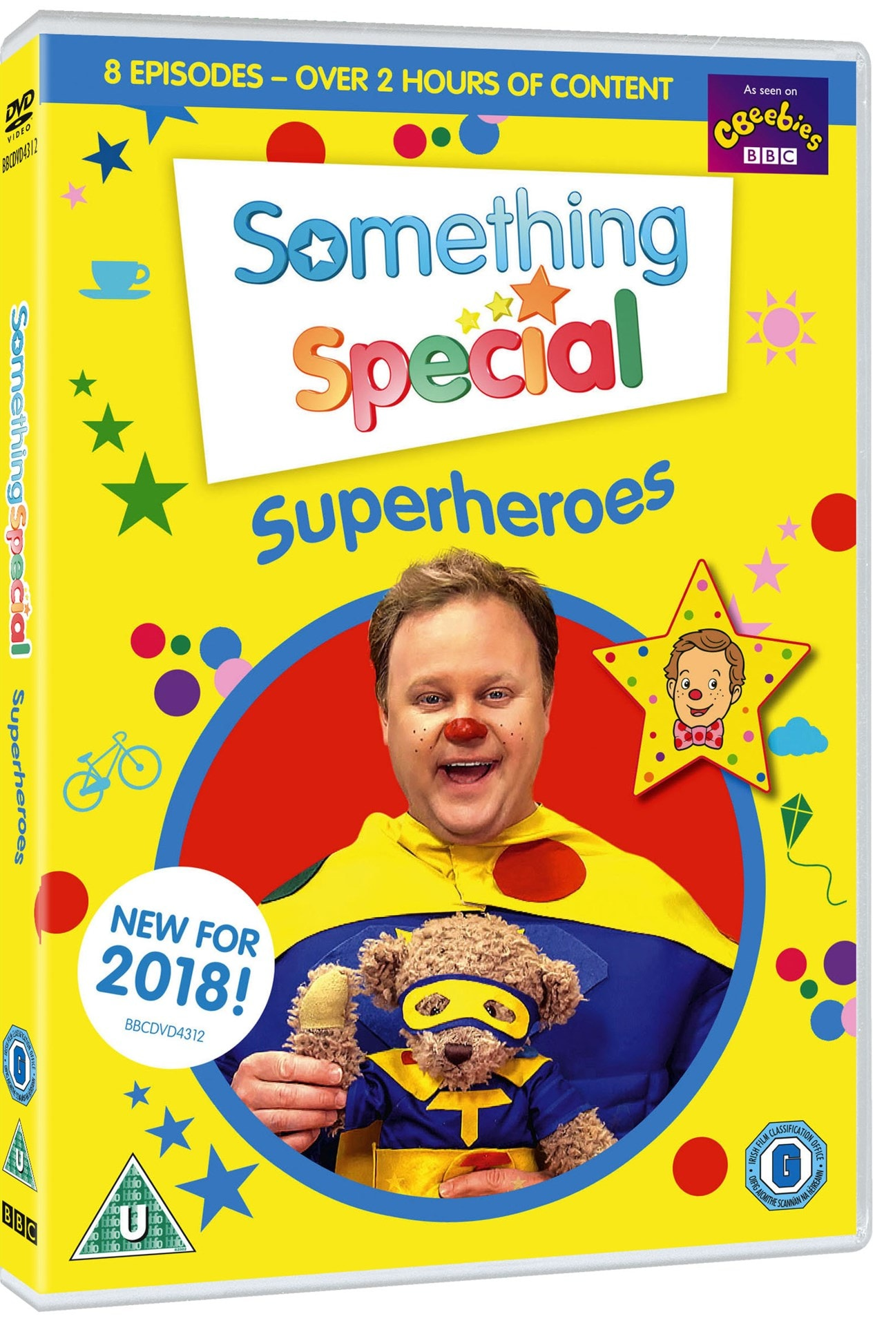 Something Special: Superheroes - 2