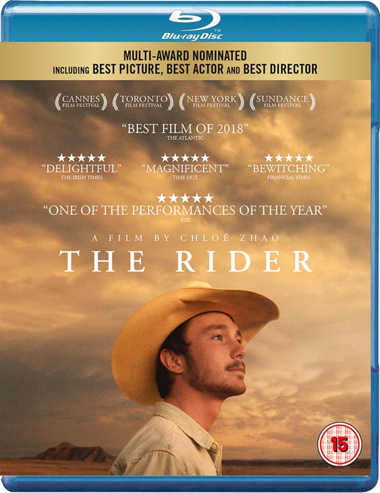 The Rider - 1