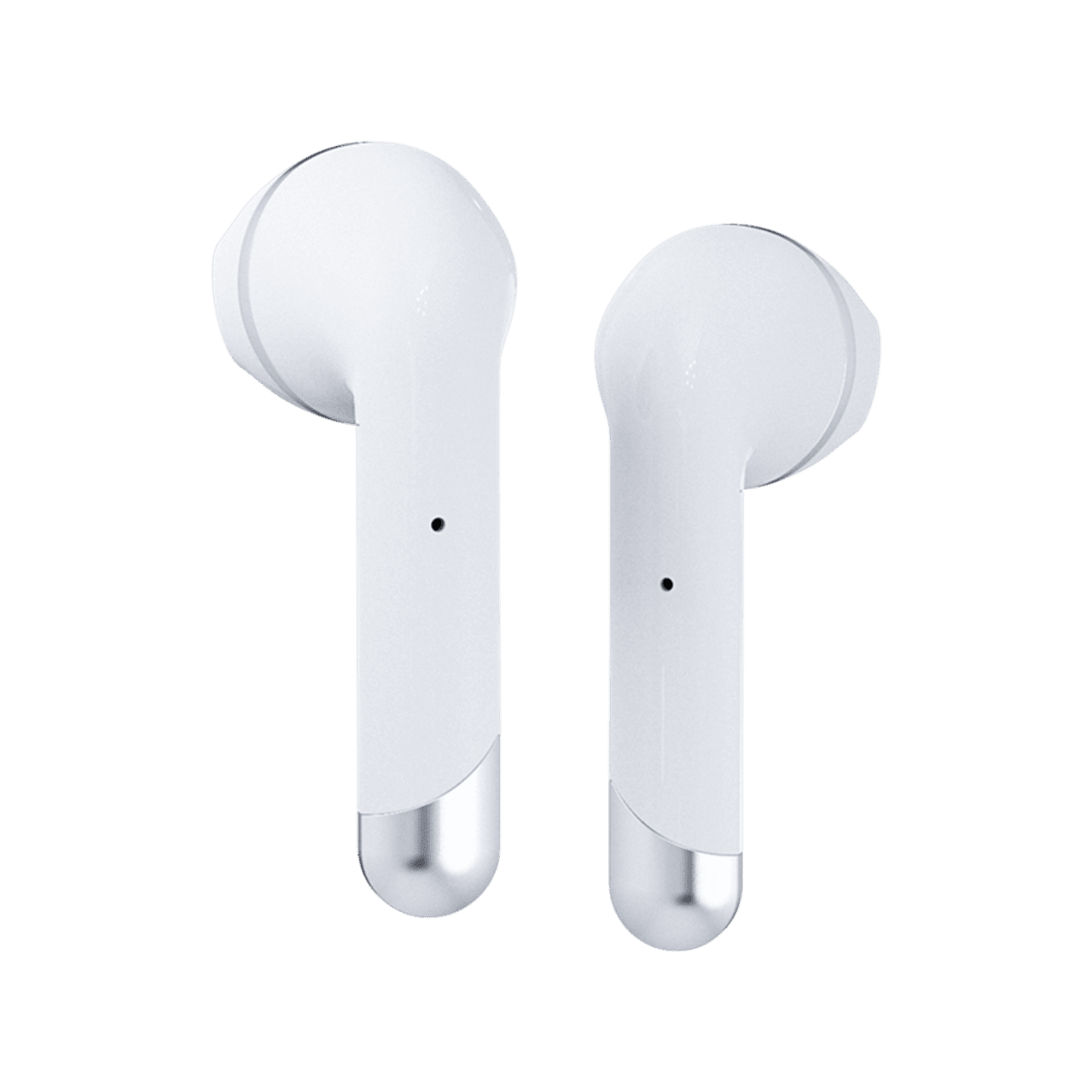 Happy Plugs Air1 Plus White Earbud True Wireless Bluetooth Earphones - 4
