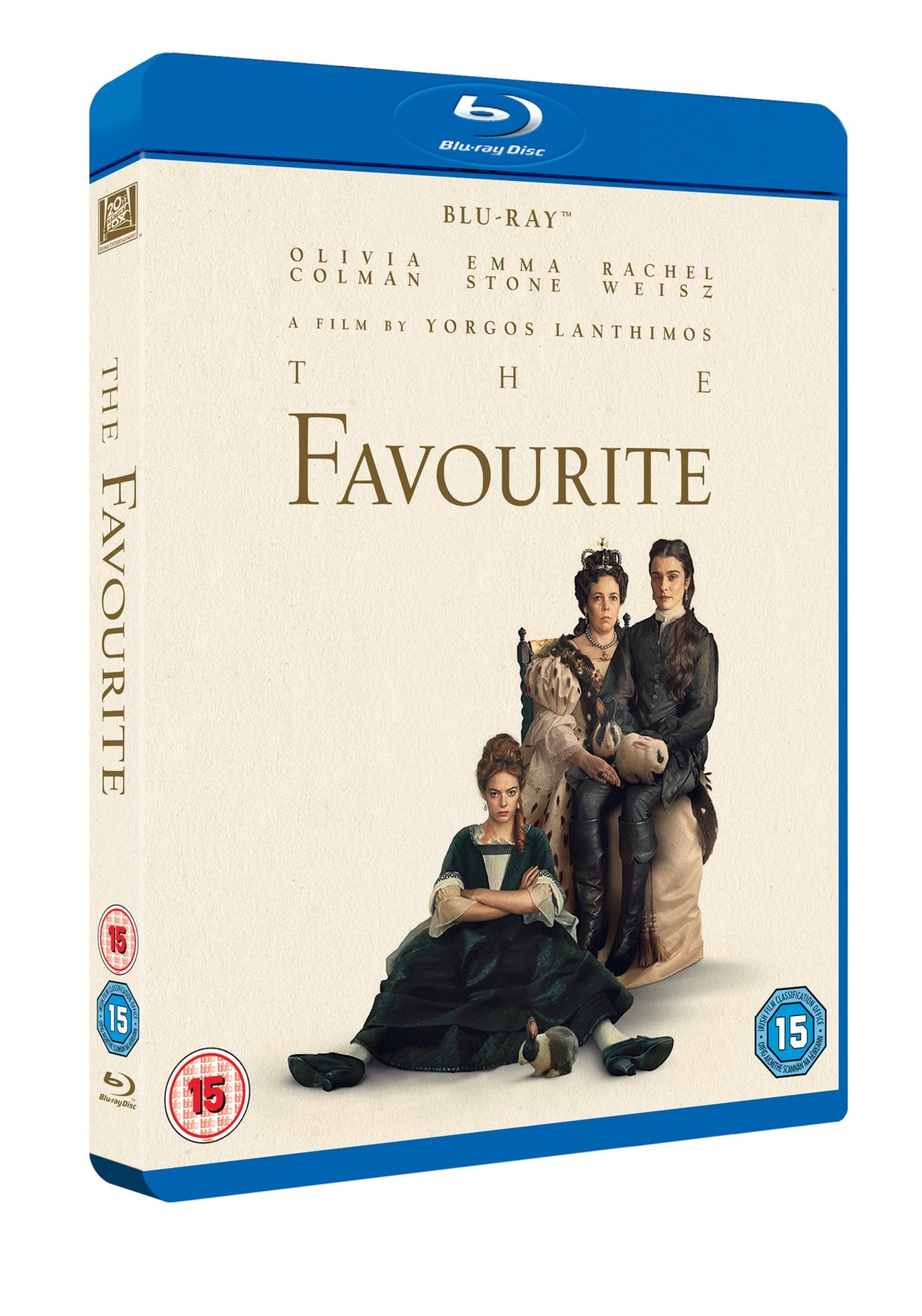 The Favourite - 2