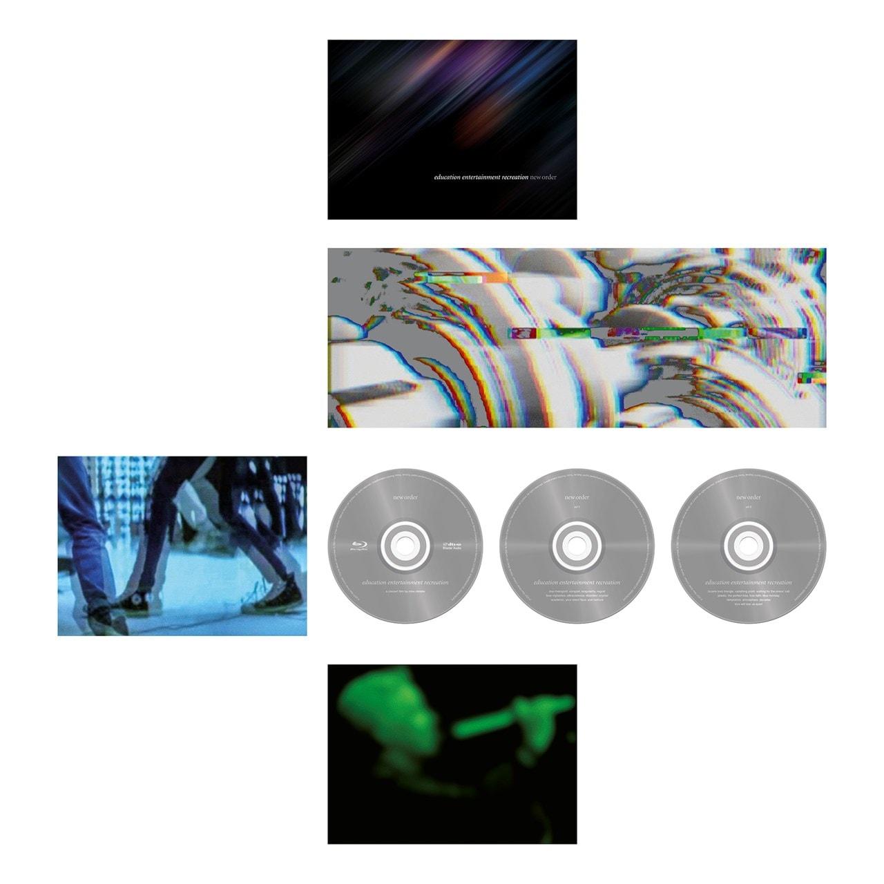 Education Entertainment Recreation - 2CD + Blu-ray - 2