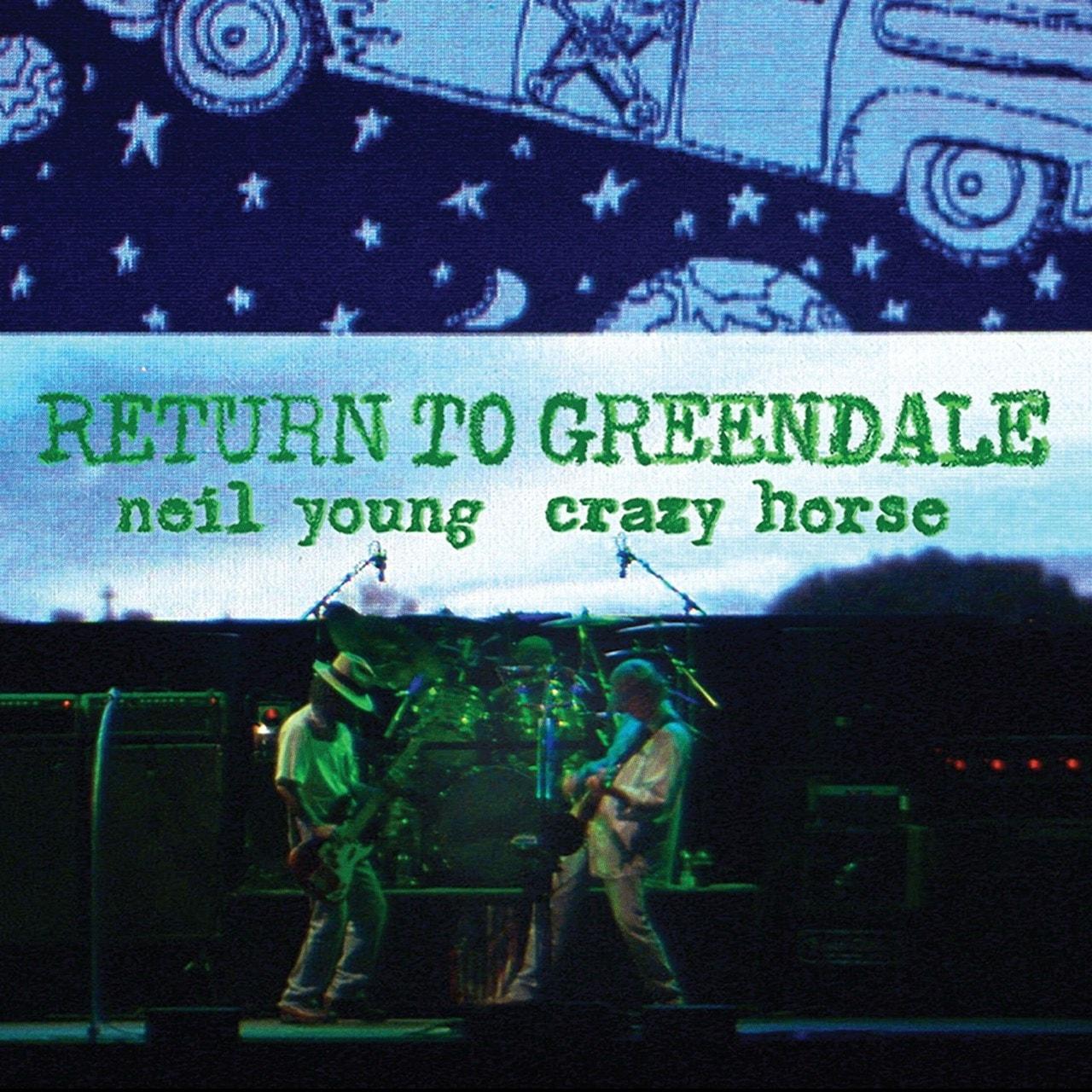 Return to Greendale - 1