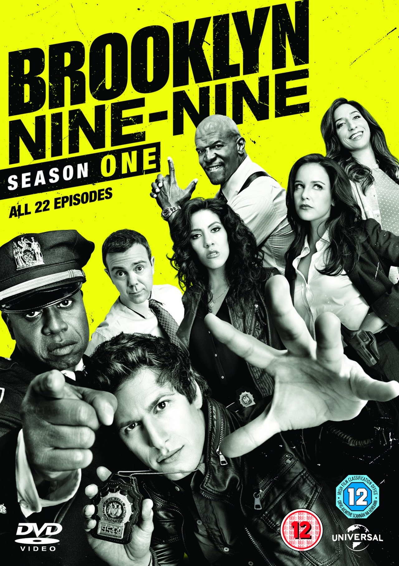 Brooklyn Nine-Nine: Season One - 1