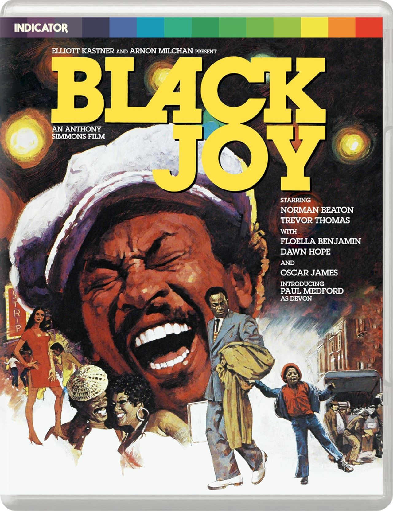 Black Joy - 1